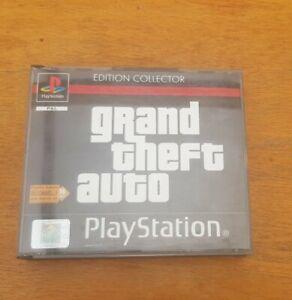 GTA edition collector PS1