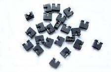 "10x Micro mini jumper shunt 2mm 2.00 para PCB, laptop portátil 1.8"" 2.5"" HDD"