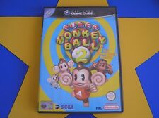 SUPER MONKEY BALL 2 - GAMECUBE - Wii Compatible