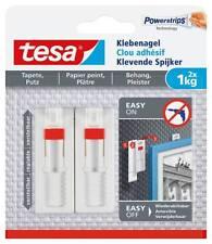 8 Pack tesa Klebenagel 77772 Tapeten und Putz 0 5kg