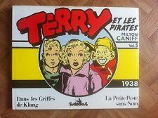 TERRY ET LES PIRATES VOL 5 FUTUROPOLIS TBE  (1B43)