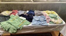 Vintage Kids Clothes 21 Piece Lot 50s 60s Boy Girl Toddler Baby Children's Szs