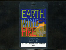 Earth Wind & Fire - Cool Blue September Tour - VIP Laminate backstage pass