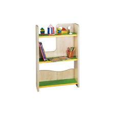 Bücherregale und Regale aus Buche für Kinder