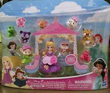 Disney Princess Little Kingdom Royal Friends Rare Hard To Find Aurora Owl Set