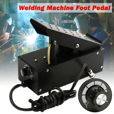 2+3 Pin TIG Foot Pedal Power Current Control Switch For Welder Welding Machine