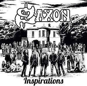 SAXON Inspirations CD NEW + SEALED