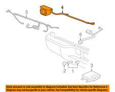 GM OEM Parking Aid Backup Back Up Reverse Proximity-Siren 25824475