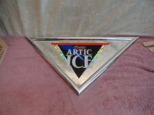 Coors Artic Ice Triangle  Beer Sign  Mirror PUB BAR