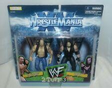 ☆ NEW Stone Cold Steve Austin Undertaker 2 Tuff 3 Wrestlemania XV WWF WWE jakks