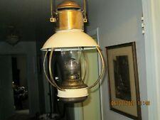 Ideal brenner 20 marine oil lamp