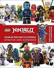 **NEW** - LEGO Ninjago Character Encyclopedia Updated Edition (HB) - 0241232481