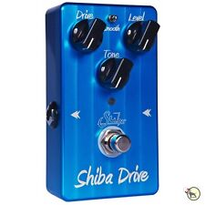 Suhr Shiba Drive Overdrive Distortion Guitar Effects Pedal True Bypass