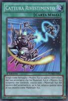 YU-GI-OH! CATTURA RIVESTIMENTO NUMH-IT056 SUPER RARA YUGIOH ITALIANO