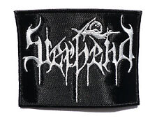 STERBEND  EMBROIDERED  PATCH
