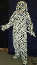 Adult Mascot Dalmatian Dog Costume, Firefighter!