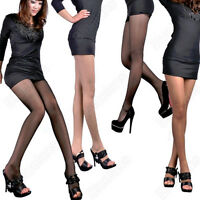GN- Sexy Womens Fashion Open Toe Sheer Ultra-Thin Tights Socks Pantyhose Stockin