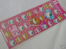 New Sanrio Hat Hello Kitty Stickers 39 Pcs QQ Glitter