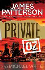 Private Oz by James Patterson, Michael White (Paperback, 2012)- thriller