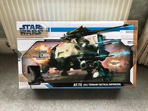 Star Wars The Clone Wars At Te All (All Terrain Tactical Enforcer) 100% Complete
