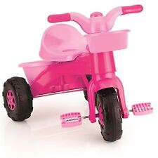 Dolu Children Kids My First Trike Tricycle Bike Bicycle Age 3+ Years - Pink