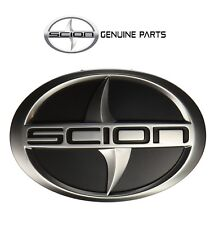 NEW For Scion tC 11-13 Front Nameplate Emblem Badge Grille Genuine 75301-21010