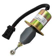 "Dodge Diesel Fuel Shut Off Solenoid with 3"" Bolt Spacing For Cummins 94-98 5.9L"
