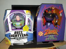 Buzz Lightyear + Zurg (Toy Story) New!!!!!
