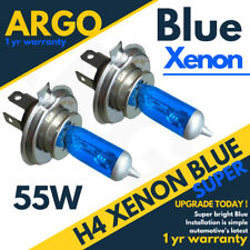 Xenón Azul H4 55/60w Bombillas Halógenas 6000k (Par) 472