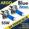 Xenon Blue H4 55/60w Halogen Bulbs 6000k (Pair) 472