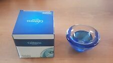 Caithness paperweight from the Sara P. Range. Mini Rainbows - Blue