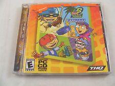 Rocket Power: Extreme Arcade Games (PC, 2001)