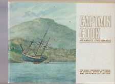 Captain Cook - His Artists His voyages HC DJ Daily Telegraph Portfolio Of Origin