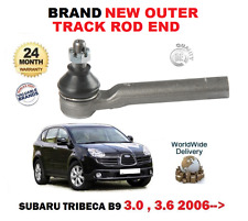 FOR SUBARU TRIBECA 1/2005-> 3.0i B9 BRAND NEW FRONT OUTER TIE TRACK ROD END