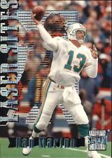 1996 Stadium Club Laser Sites #LS2 Dan Marino Dolphins