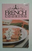 French Cooking Cookbook (1991 Paperback) ~ Allen Publishing