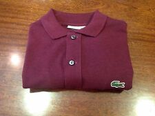 Lacoste Patternless Slim Casual Shirts & Tops for Men