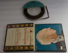 LEOPOLD STOKOWSKI London Rimsky-Korsakov Scheherazade 4 TRACK Reel To Reel Tape