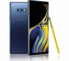 Samsung Galaxy Note9 SMN960U1 128GB blue  T-mobile AT&T Unlocked A Heavy Shadow