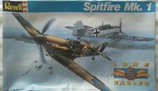Revell 1/32 Supermarine Spitfire Mk. 1  Lone Eagle Series Kit # 4555 - Used