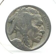 1927 Indian Head Buffalo Nickel 5¢