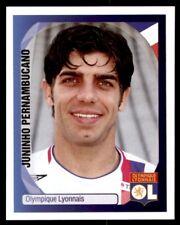 Panini Champions League 2007-2008 Juninho Pernambucano Lyon No. 224
