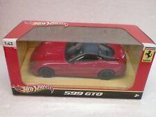 HOT WHEELS 1/43 - FERRARI 599 GTO