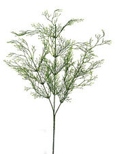 FELCE ARTIFICIALE ERBA Spray - 71cm Lunghezza-REALISTICO erba verde STELO