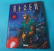FERNANDO DE FELIPE: BLACK DEKER 'YELLOW MOON' (ed. Glenat)