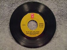 """45 RPM 7"""" Record Harold Melvin If You Dont Know Me By Now 1972 PIR ZS7 3520"""