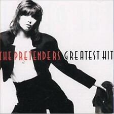 PRETENDERS GREATEST HITS CD NEW