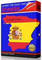 SPANISH LANGUAGE COURSE AUDIO TUTORIAL GUIDE Download Now