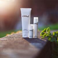 RAU Cosmetics Pflege Trio für unterwegs BB Cream und Lippenpflege & Handcreme