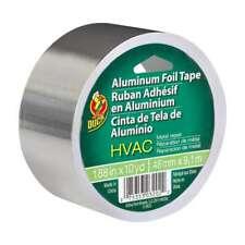 Duck Brand Metal Repair Aluminum Foil Tape 188 In X 30 Ft Silver